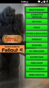 Download Gamer's Guide for Fallout 4 APK latest version app for