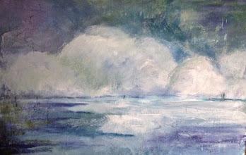 Photo: Gathering Clouds 24 x 36 $500