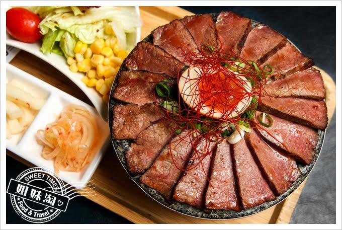 19to1鮮選牛排專賣店頂級安格斯牛排燒丼