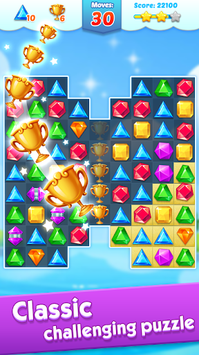 Jewel Crush screenshot 2
