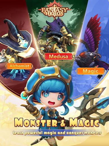 Fantasy Heroes : Idle RPG Game 0.8.0.12 screenshots 4