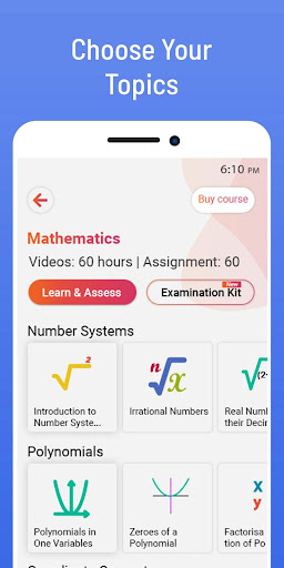 Bright Tutee :Learning & Study App for Class 9 &10 screenshot 4