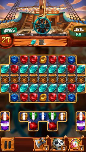 Jewel Voyage: Match-3 puzzle 1.2.0 screenshots 5