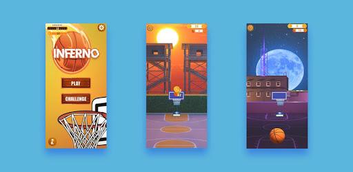 Inferno - A basketball game captures d'écran