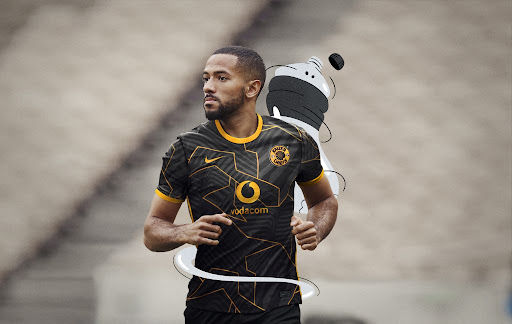 Kaizer Chiefs unveil their new jersey ahead of the coming premiership season