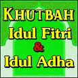 Khutbah Idul Fitri & Idul Adha Terlengkap icon