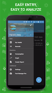 Fuel Manager Pro (Consumption) v16.22