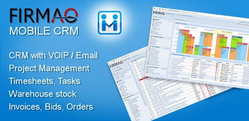 Firmao.net software includes: CRM, integrated VOIP, task and project management