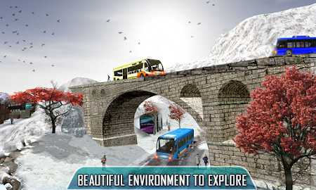Hill Tourist Bus Driving 1.3.2 screenshot 676963