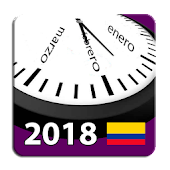 Calendario Laboral Feriados Colombia 2018