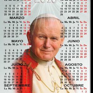 Calendarios Religiosos Gratis
