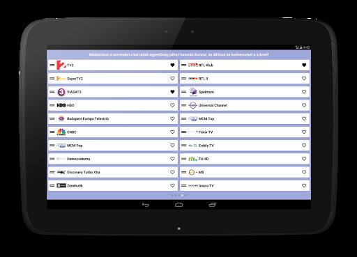 Tv Mu0171sor 4.6 screenshots 10