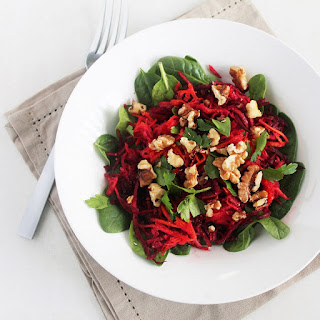 Carrot & Beetroot Slaw