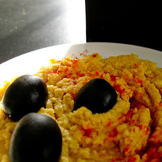 Hummus on the Cheap–No Tahini Needed