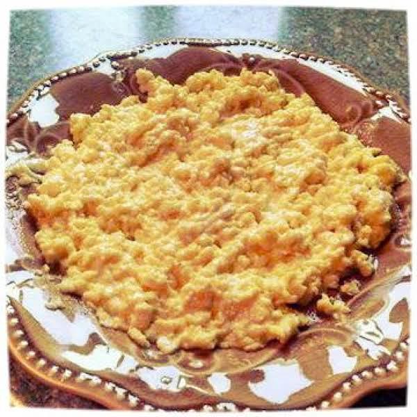 Mom's Farm Fresh Scrambled Eggs Recipe