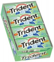 Trident Chewing Gum that Contains Xylitol
