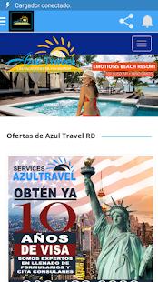 Azul Travel RD - náhled