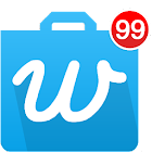 Shopping Browser For Wish: shopping made fun! icon