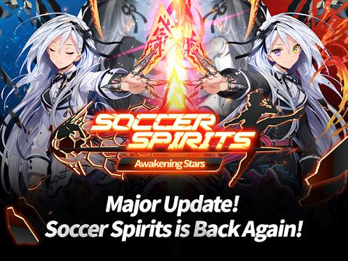 Screenshot 1 Soccer Spirits 1.35.3 APK MOD