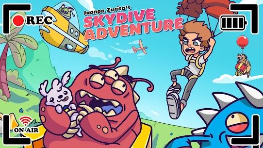 SkyDive Adventure by Juanpa Zurita Mod Apk (Unlimited Money) 1.0.2 5