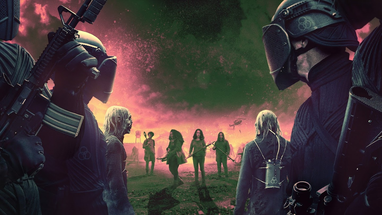 Watch The Walking Dead: World Beyond live