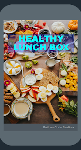 Download Healthy Lunch Box For PC Windows and Mac apk screenshot 1