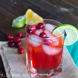 Cranberry Fizz #SundaySupper