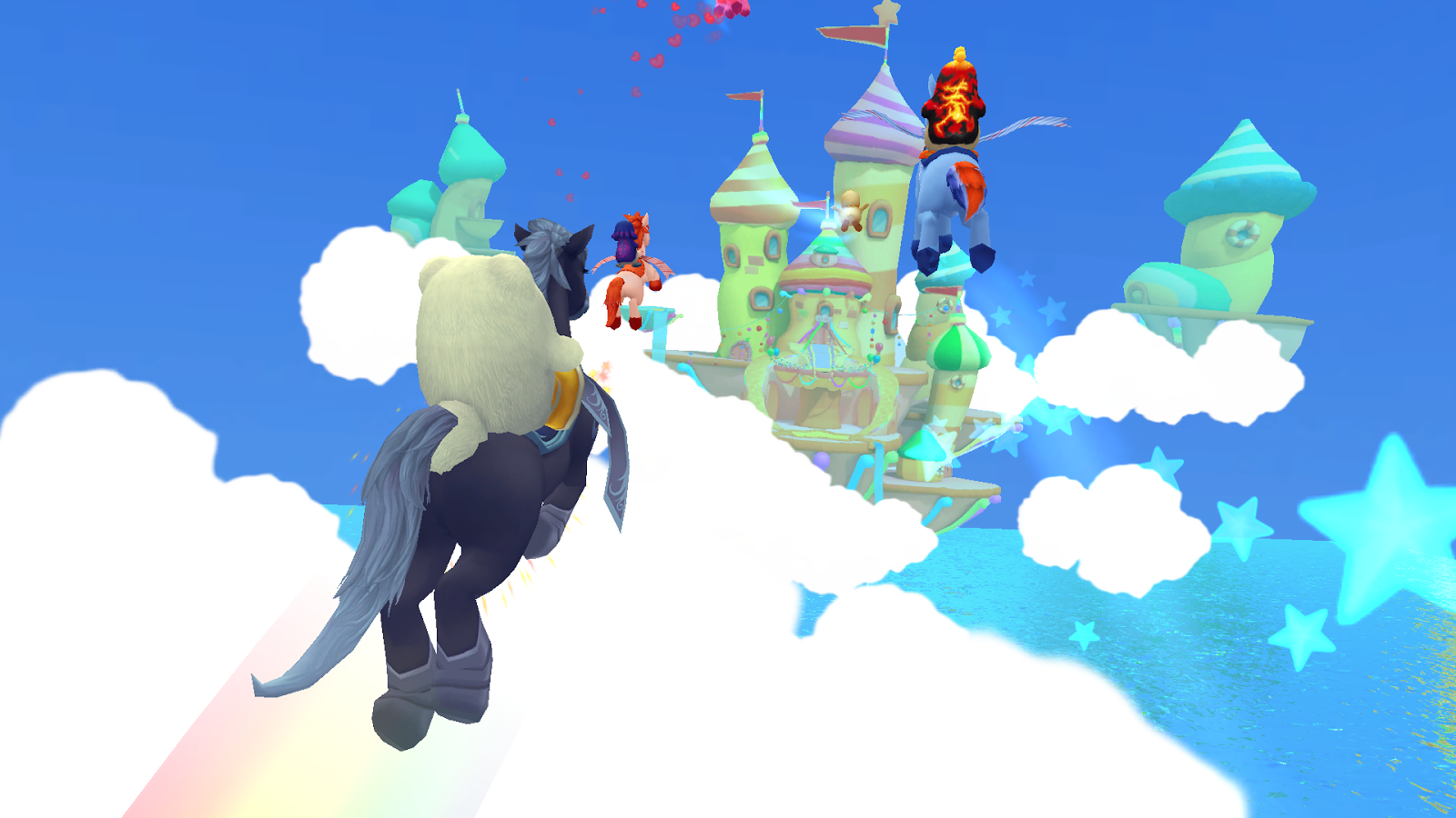 Badanamu Sky Castle- screenshot