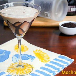 Mocha Martini ‪#‎IsabelsBirthdayBash