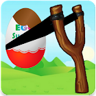 Surprise Eggs Knock Down icon