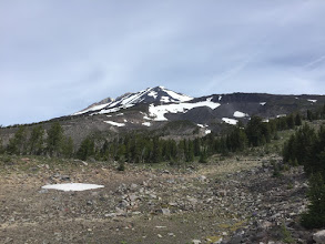Photo: First views of Mount Adams