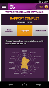 Test and Go : Orientation & QI- screenshot thumbnail