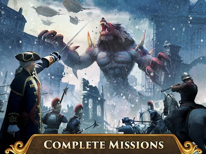 Guns of Glory: Build an Epic Army for the Kingdom 3