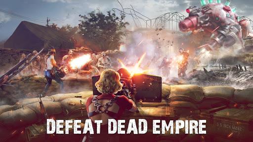 Dead Empire: Zombie War apktram screenshots 4