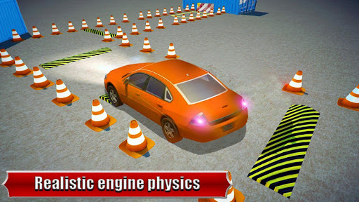 Modern Car Parking Simulator - Car Driving Games screenshots 1