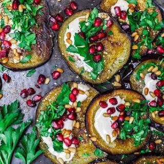 Mediterranean Roasted Eggplant Recipe