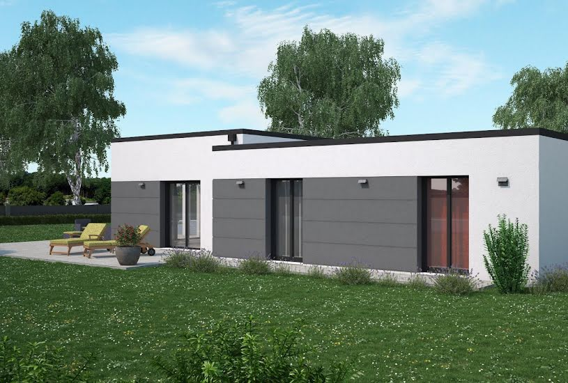 Vente Terrain + Maison - Terrain : 439m² - Maison : 134m² à Poitiers (86000)