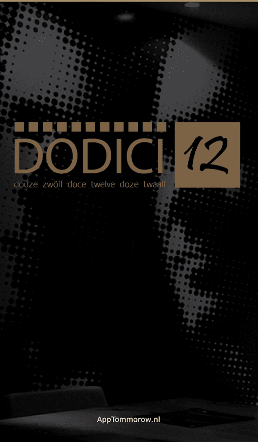 Dodici- screenshot