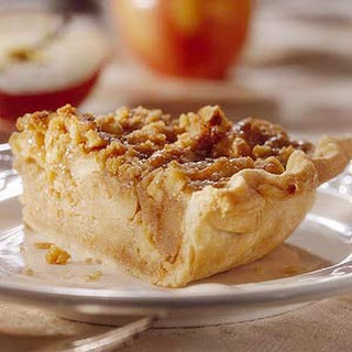 Apple Pudding Pie