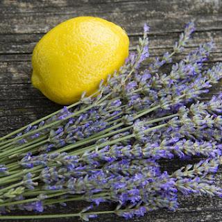 Lavender Wódka 75