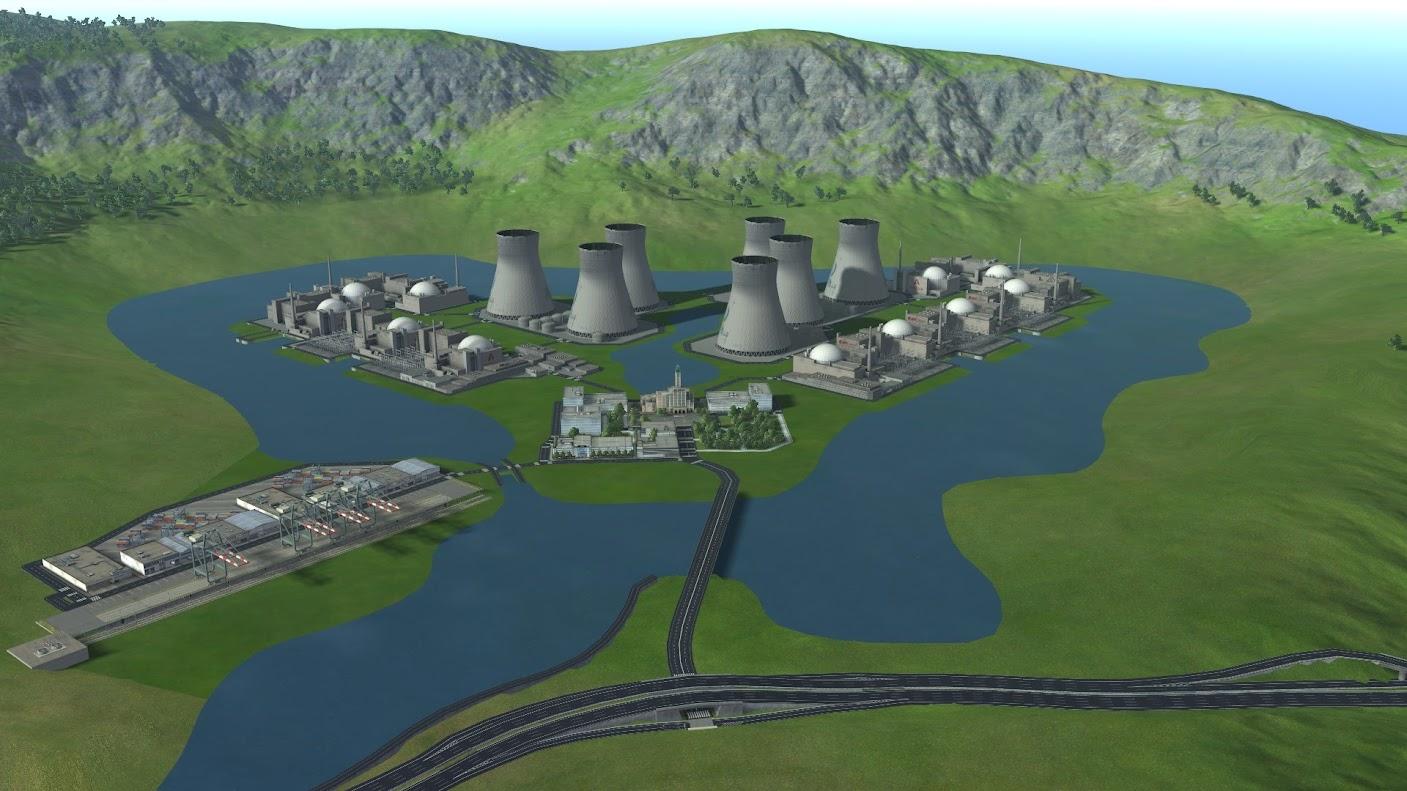 les centrales nucléaires a eau lourde de Sant-lanka: