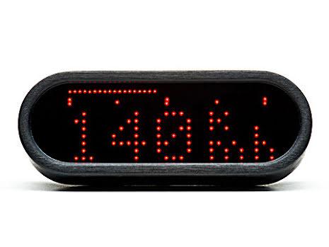 motogadget Motoscope, speedo/tachometer