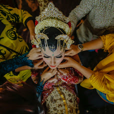 Wedding photographer Andung Subarkah (andunks). Photo of 05.04.2017