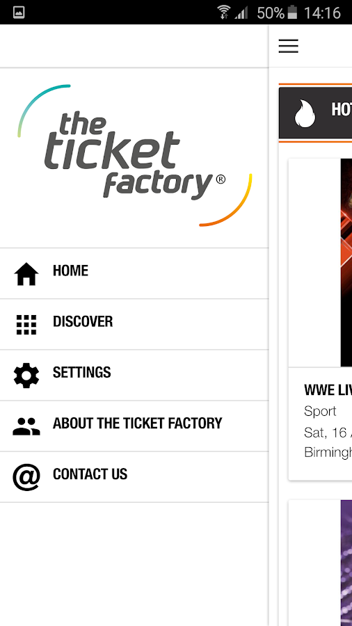 The Ticket Factory- screenshot
