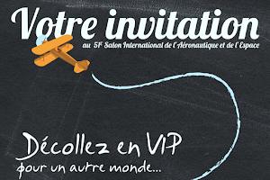 Création d'une invitation pour évènement professionnel - Créatifs Lyon