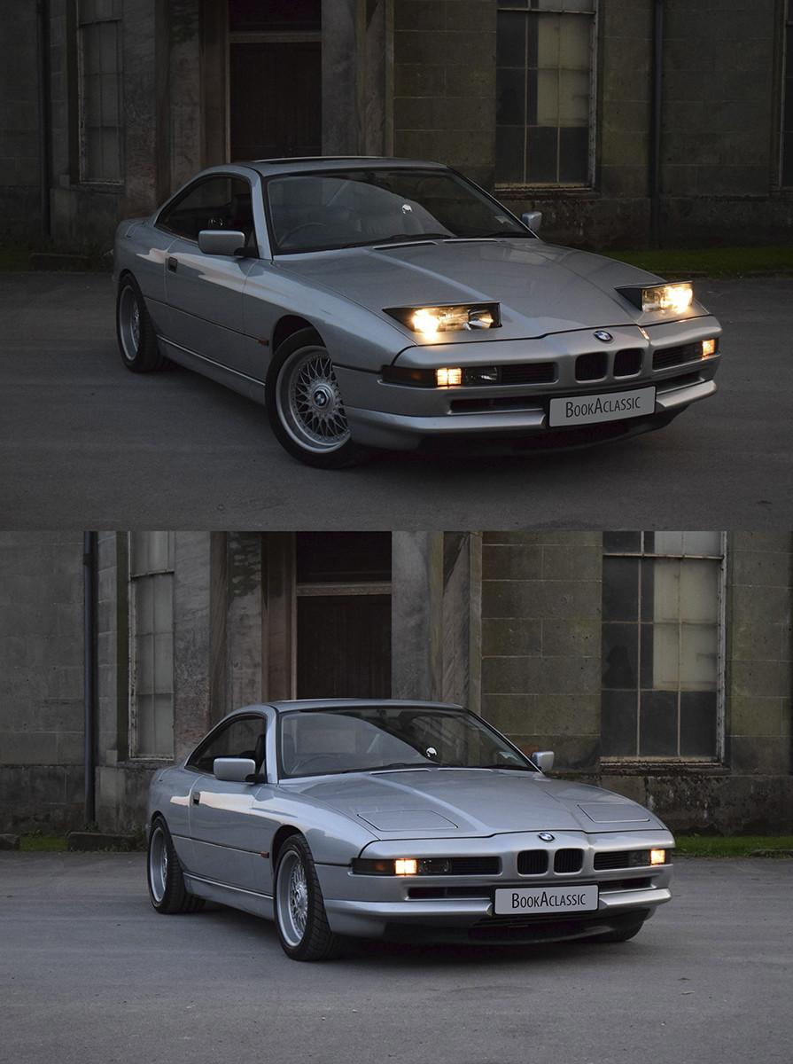 BMW 840ci Hire Derby