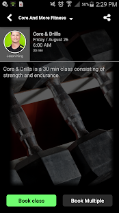 Core And More Fitness- screenshot thumbnail