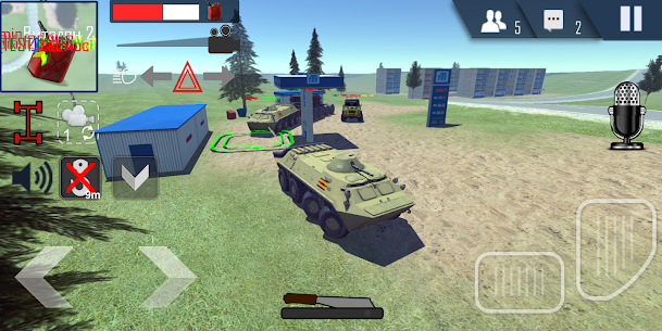 Offroad Simulator Online  Apk Download For Android and Iphone 2