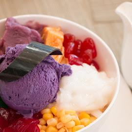 Halo-Halo by Redmond Yu - Food & Drink Candy & Dessert ( milk, food, halo-halo, ice cream, filipino )