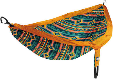 Eagles Nest Outfitters DoubleNest Print Hammock -  Synthwave/Marine alternate image 1